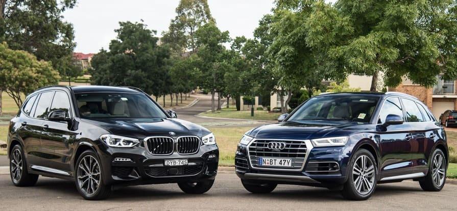 AUDI Y BMW: COMPARACIÓN