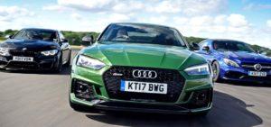 Las 5 principales marcas de coches alemanes
